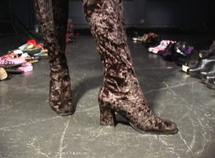 Shoes, 2005 - video project